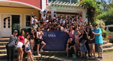 MBA Consulting Philippines Summer Team Building