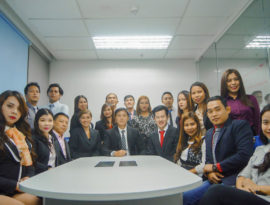 Second Year Anniversary of M.B.A. Consulting Philippines
